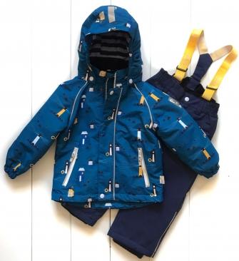PogoKids, комплект  демисезонный для мальчика  (blue )
