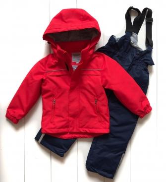 Malitutu, комплект  демисезонный для мальчика (красный)