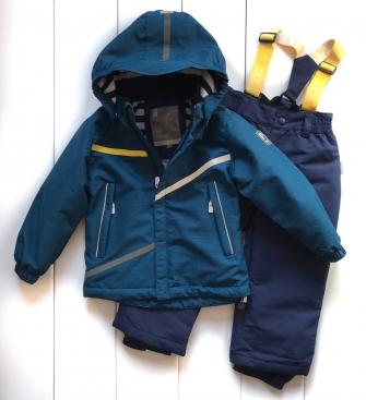 PogoKids, комплект   демисезонный для мальчика  (blue