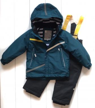 PogoKids, комплект   демисезонный для мальчика  (green