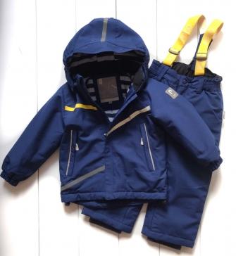 PogoKids, комплект   демисезонный для мальчика  (navy