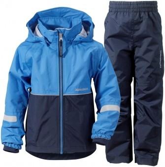 Didriksons, детский костюм Kooruna 500789, цвет голубой