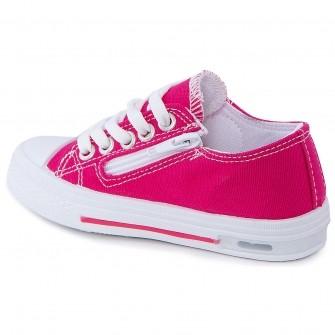 Minimen, кеды детские  (31-35), цвет- розовый