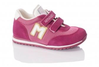 Minimen, кроссовки детские (розовые)