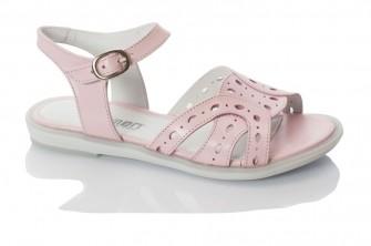 Minimen, сандалии для девочки ( розовый )
